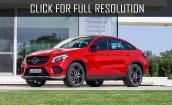 2016 Mercedes-Benz GLE 450 AMG Coupe - updates, design