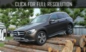 2016 Mercedes Glc 300 #1