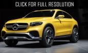 2016 Mercedes Glc coupe #1
