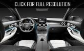 2016 Mercedes Glc interior #3