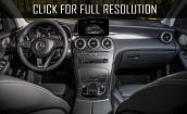 2016 Mercedes Glc interior #4
