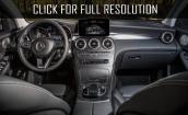 2016 Mercedes Glc interior #4