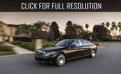 2016 Mercedes-Maybach S600 - price, design and interior