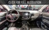 2016 Mitsubishi Outlander interior #1