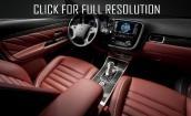 2016 Mitsubishi Outlander interior #2