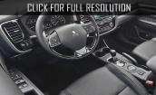 2016 Mitsubishi Outlander interior #4