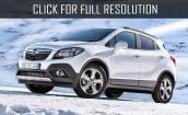 2016 Opel Mokka - exterior, design, specs