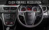 2016 Opel Mokka interior #2