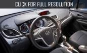 2016 Opel Mokka interior #4