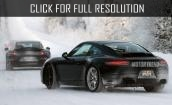 2016 Porsche 911 Carrera - spy photos, specs, design
