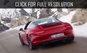 2016 Porsche 911 Carrera gts #2