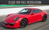 2016 Porsche 911 Carrera gts #3