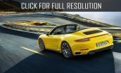 2016 Porsche Carrera 4S - interior, exterior, new engines