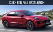 2016 Porsche Macan gts #2