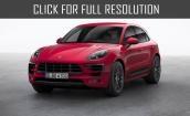 2016 Porsche Macan gts #3