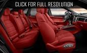 2016 Porsche Macan interior #2