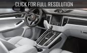 2016 Porsche Macan interior #3