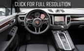 2016 Porsche Macan interior #4