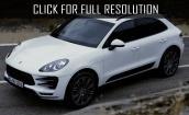 2016 Porsche Macan white #2