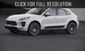 2016 Porsche Macan white #3