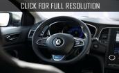 2016 Renault Megane interior #4