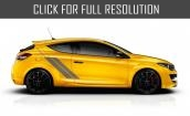 2016 Renault Megane rs #1