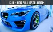 2016 Subaru Impreza wrx #2