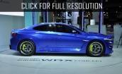 2016 Subaru Impreza wrx #4