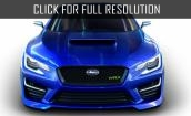 2016 Subaru Impreza Wrx sti #3