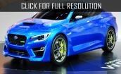 2016 Subaru Impreza Wrx sti #4