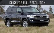 2016 Toyota Land Cruiser 200 #2