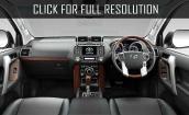 2016 Toyota Land Cruiser Prado