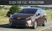 2016 Toyota Prius v #2