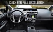 2016 Toyota Prius v #3