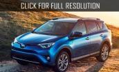 2016 Toyota Rav4 hybrid #1