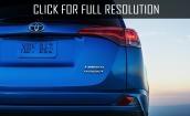 2016 Toyota Rav4 hybrid #4