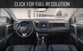 2016 Toyota Rav4 interior #3