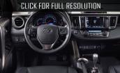 2016 Toyota Rav4 interior #4