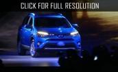 2016 Toyota Rav4 limited #2
