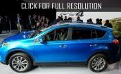 2016 Toyota Rav4 limited #3