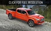 2016 Toyota Tacoma trd #1