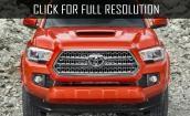 2016 Toyota Tacoma trd #2