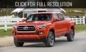 2016 Toyota Tacoma trd #3
