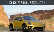 2016 Volkswagen Beetle - technical specs, changes, video