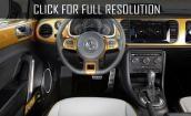 2016 Volkswagen Beetle interior #1