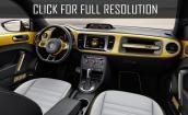 2016 Volkswagen Beetle interior #2