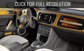 2016 Volkswagen Beetle interior #3
