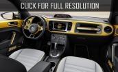 2016 Volkswagen Beetle interior #4