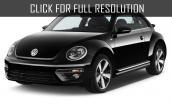 2016 Volkswagen Beetle R Line sel #2