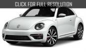 2016 Volkswagen Beetle R Line sel #3